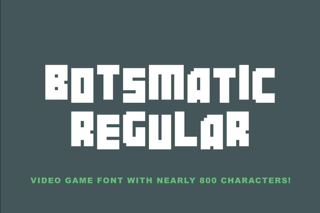 Botsmatic Regular