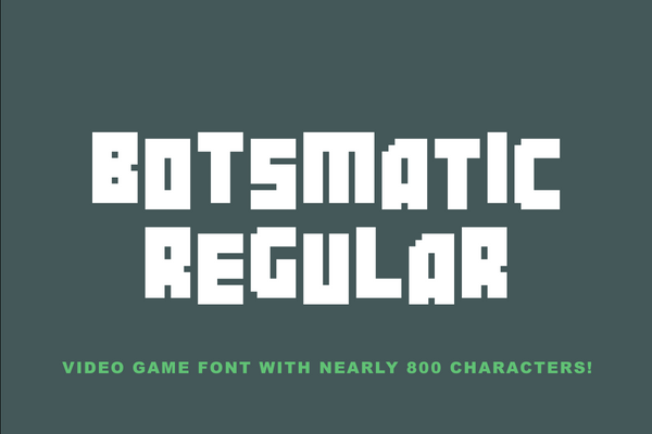Full version of Botsmatic Regular