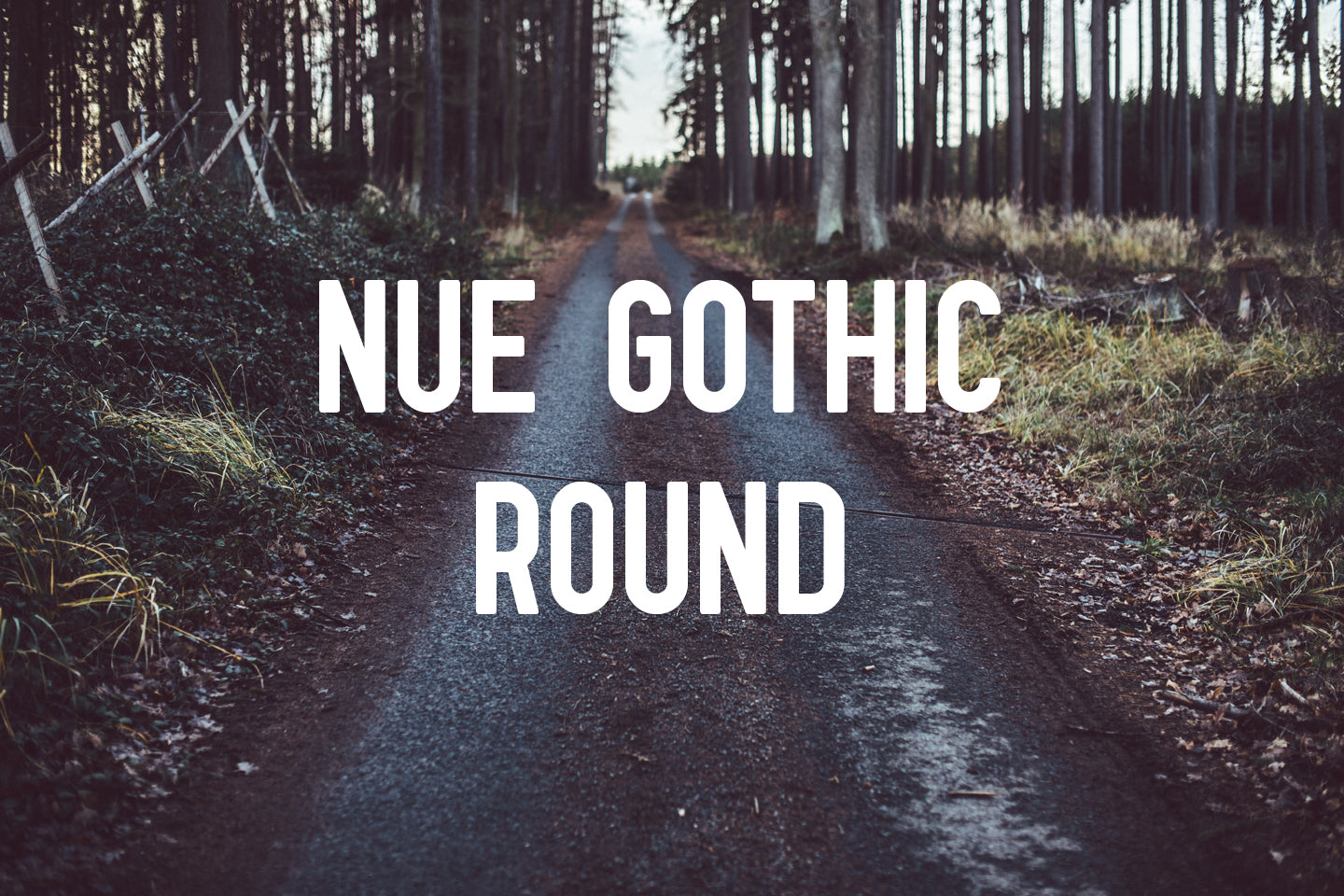 Nue Gothic Grotesque Gothic font by Out of Step Font Company
