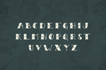 Sailor Scrawl Old School Nautical Tattoo Font by Out of Step Font Company