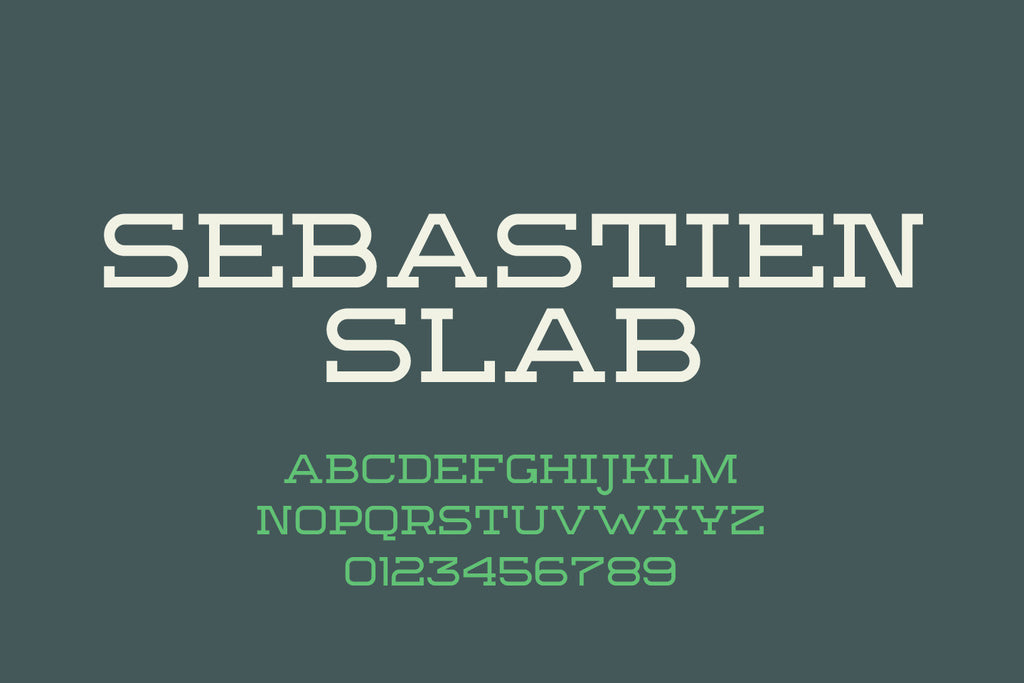Sebastien Slab Regular