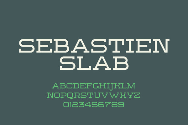 Full version of Sebastien Slab Regular