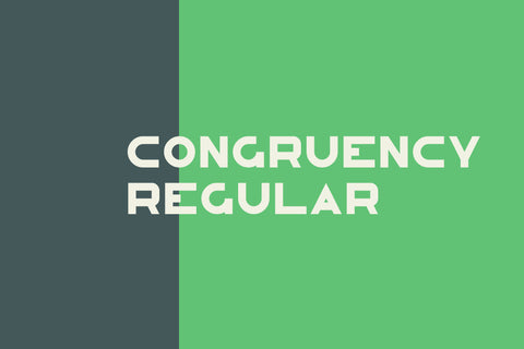 Congruency Regular