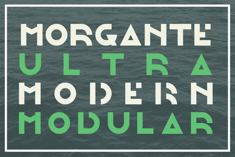 Morgante Regular