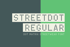 StreetDot Regular