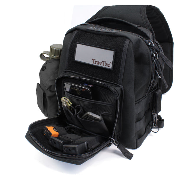 The Police Investigate TravTac Onyx Sling Bag