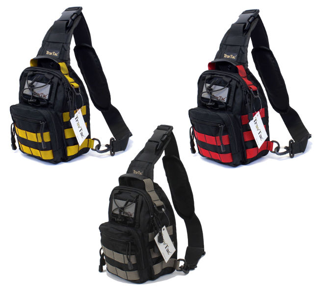 TravTac Stage II Sling Bag new color options
