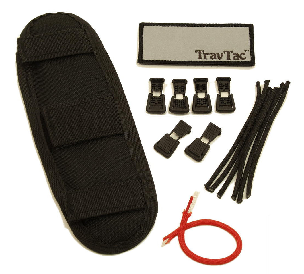 TravTac Stage II Tactical Pack Kit
