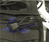 TravTac Zipper Pull Upgrade / Replacement Kit (5 Pack)