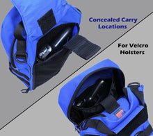TravTac Patriot Sling Pack CCW