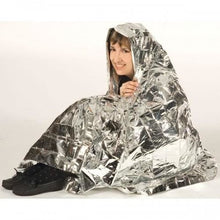 Emergency Survival & Rescue Blankets - 5 pack