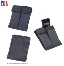 TravTac Made in USA products Velcro Backed Pockets