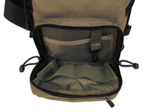 TravTac Metro Sling Bag Small EDC Pack front open pocket