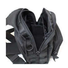 TravTac Onyx Tactical Sling Bag Main Compartment