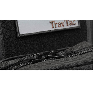 TravTac Onyx Tactical Sling Bag YKK Zippers