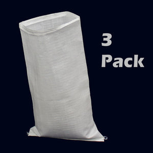 RuffBag - Heavy Duty Poly Bags - 4000 Hour UV Inhibitor Rated