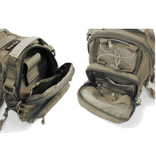 TravTac Stage II Sling Bag, Premium Small EDC Tactical Sling Pack 900D Interior