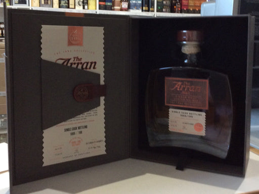 Arran Private Cask 1995
