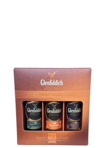 "Glenfiddich "" The Family Collection"""