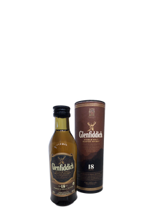 Glenfiddich 18 Year Old 5cl Miniature