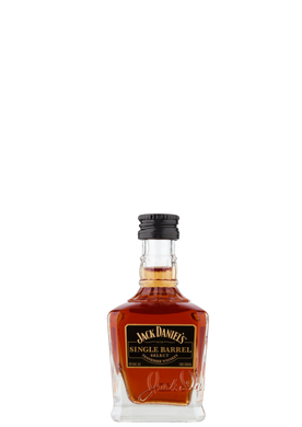 Jack Daniels Single Barrel Select Miniature