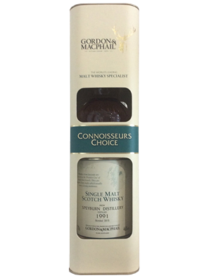 Gordon and MacPhail Connoisseur's Choice Speyburn 1991