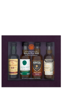 Single Pot Still Whisky collection