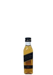 Johnnie Walker Black Label 12 Years Old 5 cl Miniature