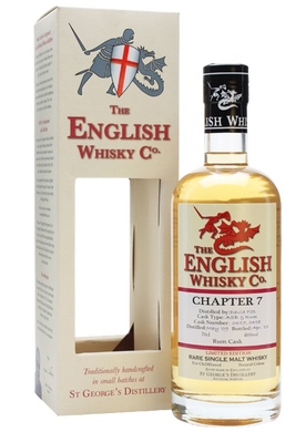 The English Whisky Co Chapter 7