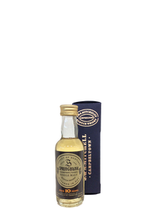 Springbank 10 Year Old 5cl Miniature