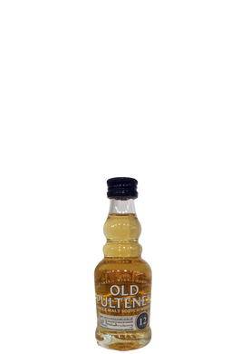 Old Pulteney 12 Year Old 5 cl