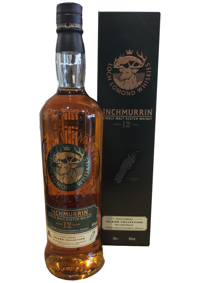 Loch Lomond Inchmurrin 12 Years Old