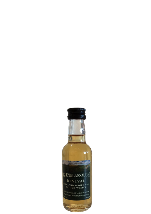 Glenglassaugh Revival 5cl miniature
