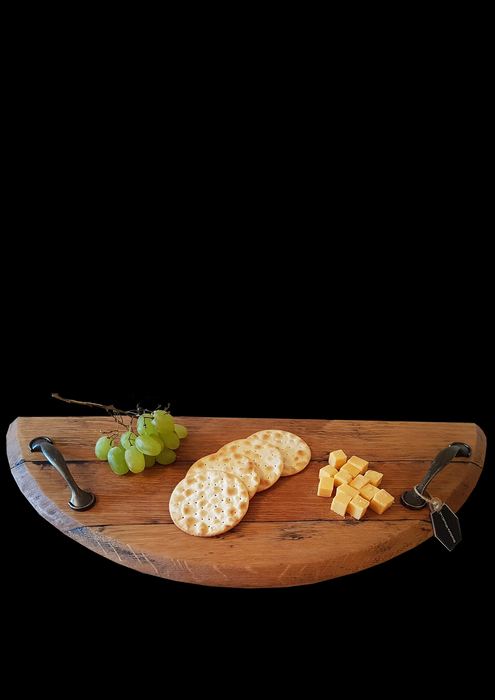 Strathisla Wood-Cask top cheese board
