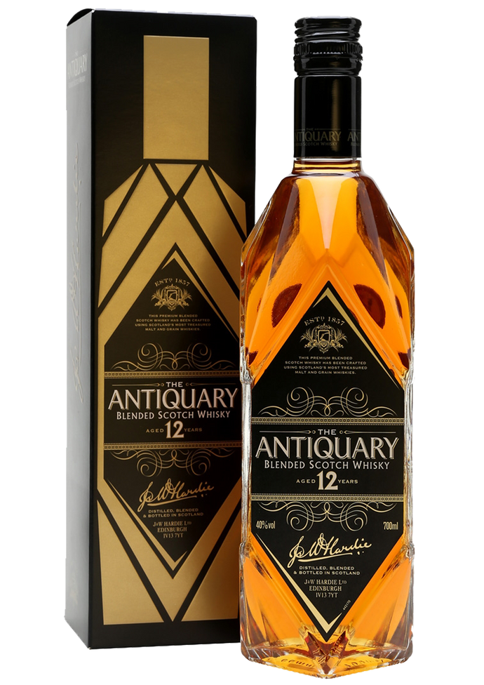 Antiquary 12 Deluxe Blend
