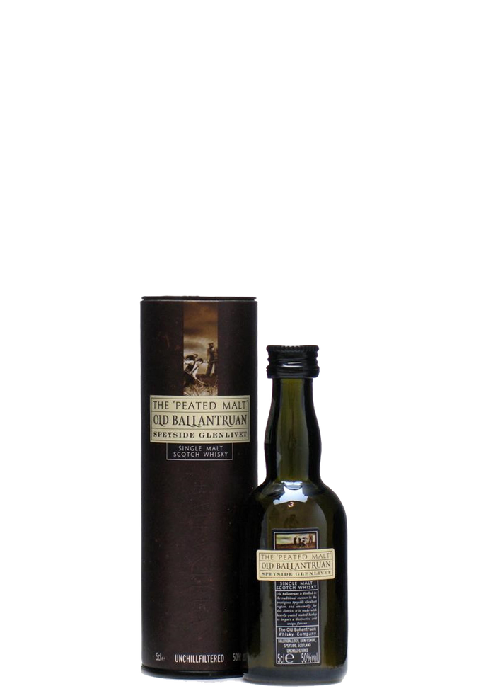 Old Ballantruan 10 Year Old Miniature