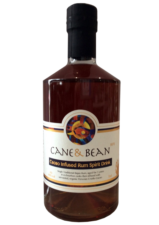 Cane & Bean - Cacao Infused Rum Spirit