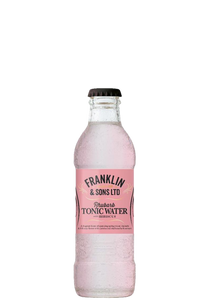 Franklin & Sons LTD - Rhubarb Tonic Water with Hibiscus