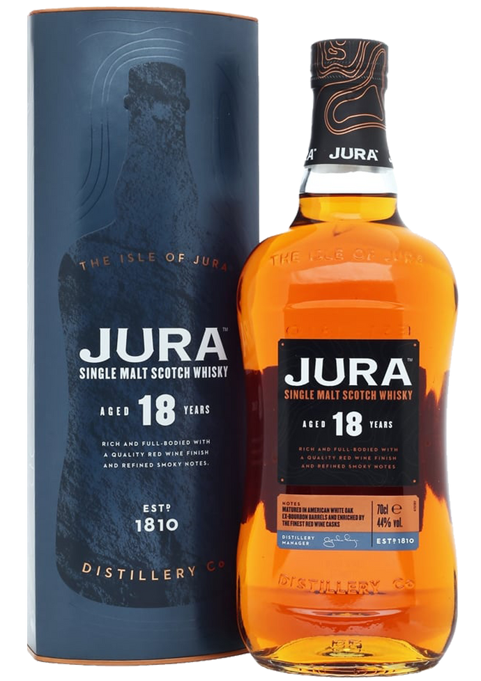Isle of Jura 18 Year Old