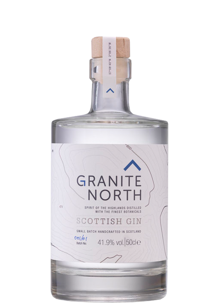 Granite North Gin 70cl
