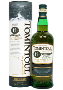Tomintoul 15 Year Old Peaty Tang