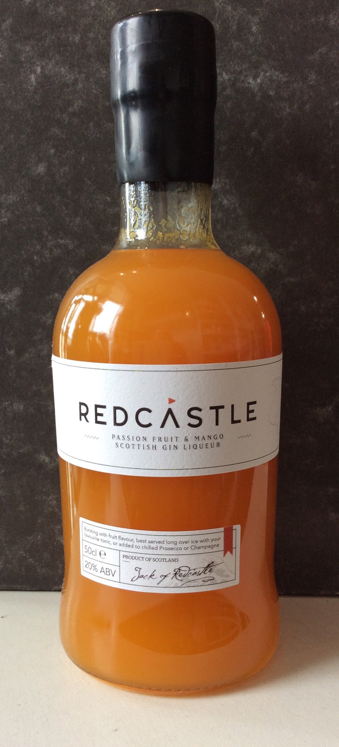 Redcastle Passion Fruit & Mango Gin Liqueur