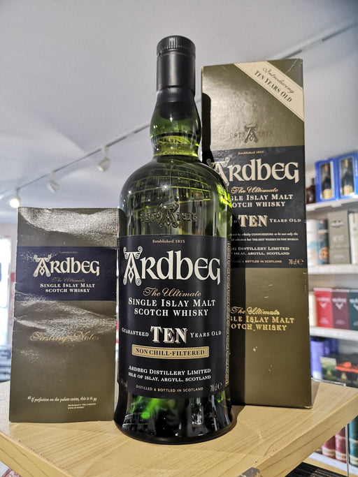 Ardbeg 10 Year Old 'Introducing 10 Year Old' Bottling