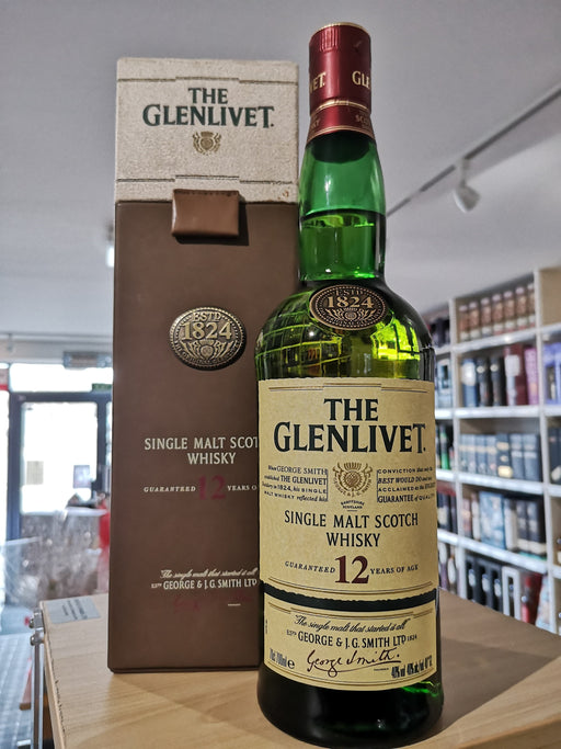 The Glenlivet 12 2006 Bottle