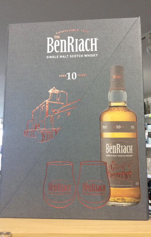 BenRiach 10 Year Old Gift Set