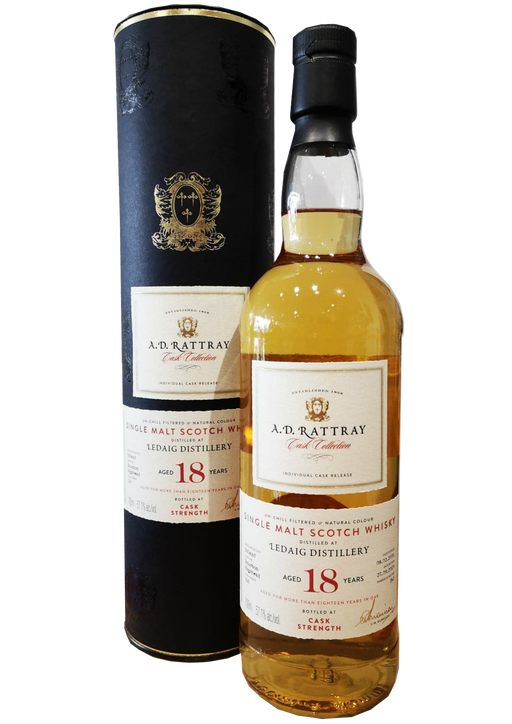 A.D. Rattray Ledaig 18 Year Old