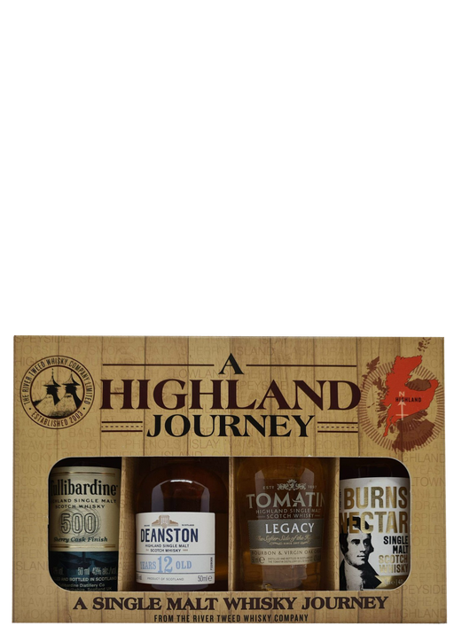A Highland Journey Miniature Set
