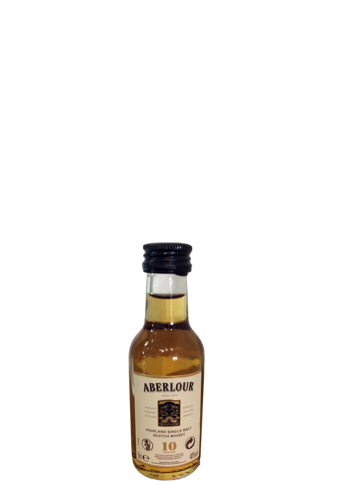 Aberlour 10 year Old 5cl Miniature