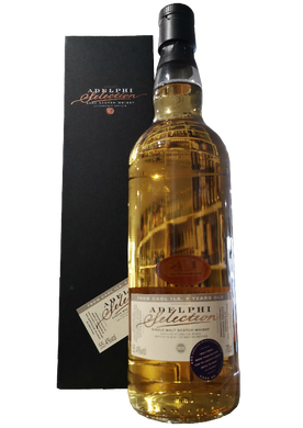 Adelphi Caol Ila 9 Year Old