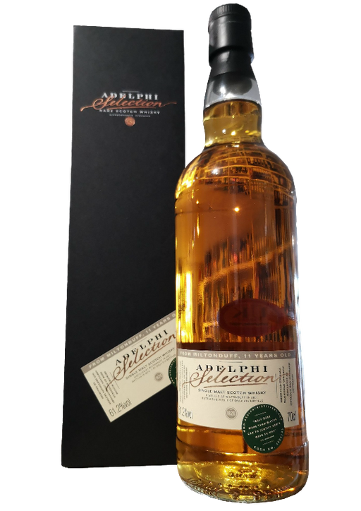 Adelphi Miltonduff 11 Year Old
